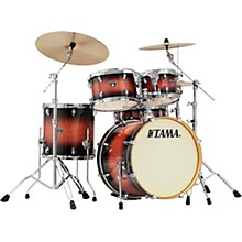 Superstar Classic 5-Piece Shell Pack with 20 in. Bass Drum Mahogany Burst