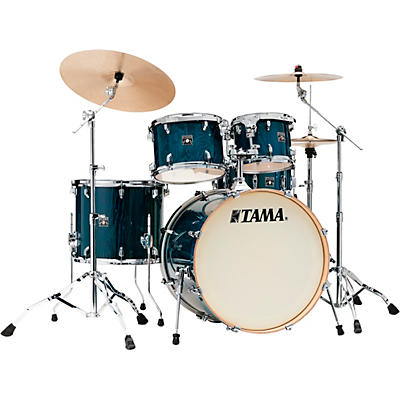 TAMA Superstar Classic Exotix 5-Piece Shell Pack with 22 in. Bass Drum