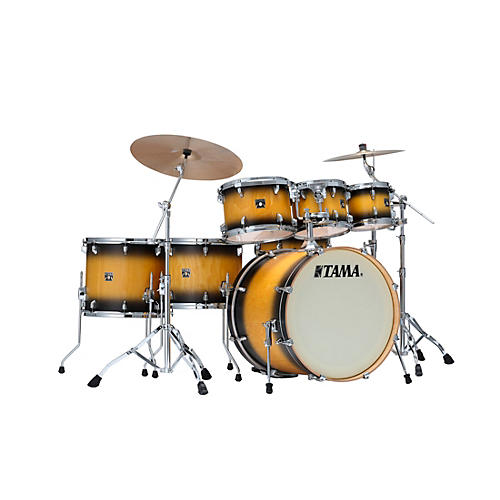 TAMA Superstar Classic Exotix 7-Piece Shell Pack with 22 in. Bass Drum