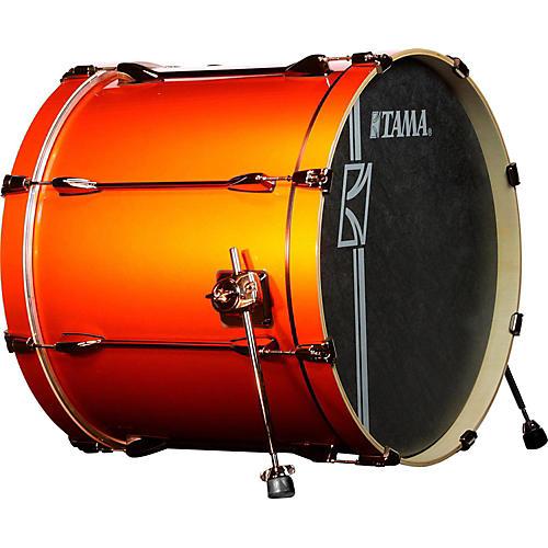 3d189a4d90f3 TAMA Superstar Hyper-Drive SL Bass Drum with Black Nickel Hardware ...