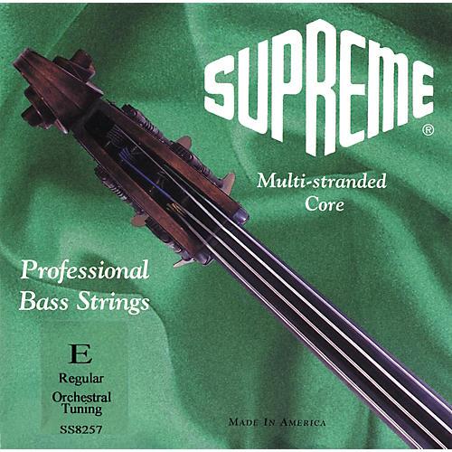 Super Sensitive Supreme Bass Strings