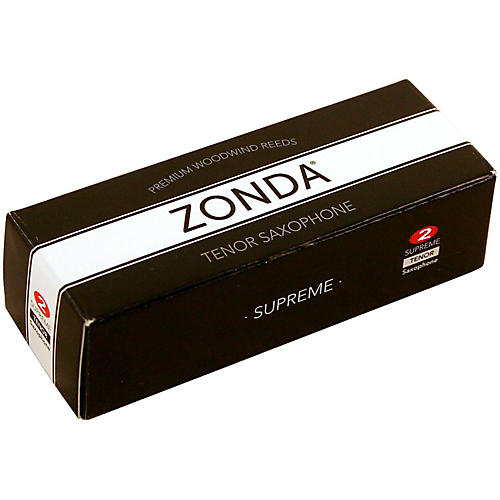 Zonda Supreme Tenor Saxophone Reed Strength 2 Box of 5
