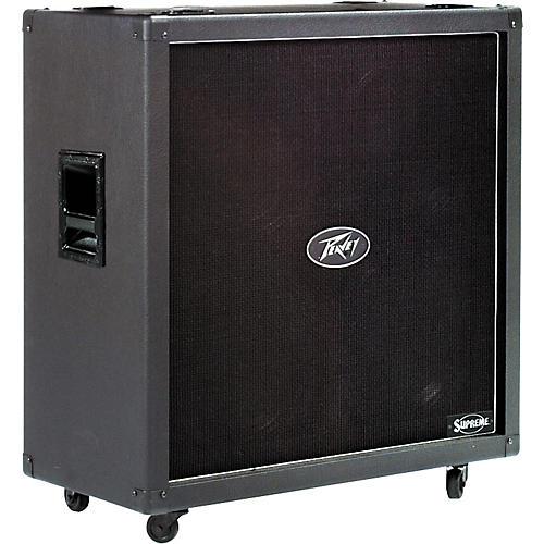 Elegant Peavey Supreme XL 412 4x12 Amp Cabinet