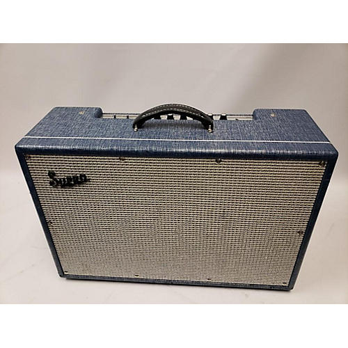 Supro Supro 1685RT Neptune Reverb 25W 2x12 Tube Guitar Combo Amplifier Tube Guitar Combo Amp
