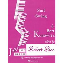 Lee Roberts Surf Swing Pace Jazz Piano Education Series Composed by Bert Konowitz