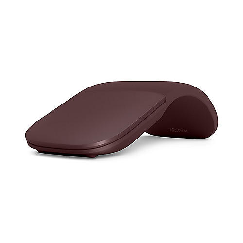 Surface Arc Wireless Mouse, Burgundy