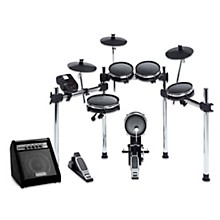 Alesis Surge Mesh-Head Electronic Drum Set with Simmons DA50 Monitor