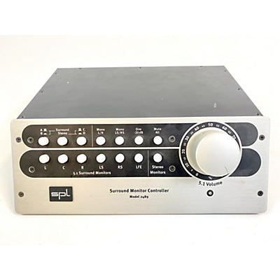 SPL Surround Monitor Controller Model 2489 Control Surface