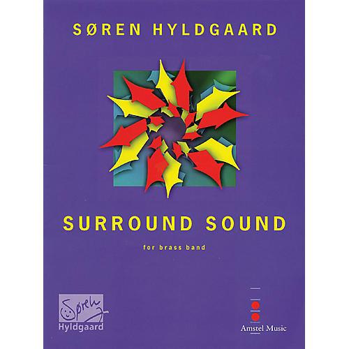 De Haske Music Surround Sound (Brass Band) Concert Band Composed by Soren Hyldgaard