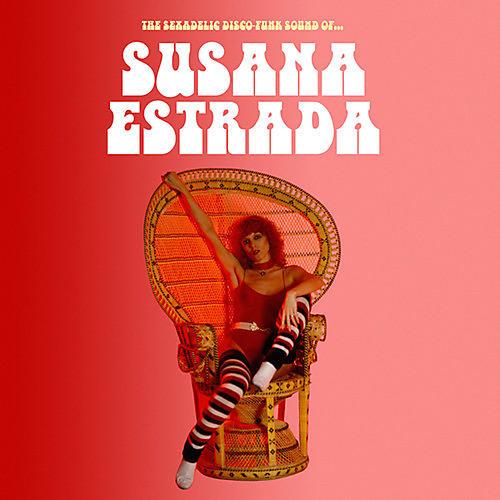 Alliance Susana Estrada - Sexadelic Disco-funk Sound Of