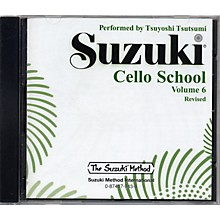 Alfred Suzuki Cello School CD, Volume 6