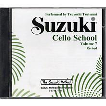 Alfred Suzuki Cello School CD, Volume 7