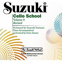 Alfred Suzuki Cello School CD, Volume 8