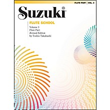 Alfred Suzuki Flute School Flute Part Volume 3 Volume 3 (Revised)