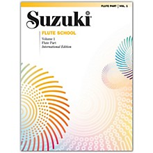 Suzuki Suzuki Flute School International Edition Flute Part, Volume 1