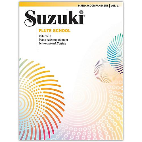 Suzuki Suzuki Flute School International Edition Piano Acc., Volume 1