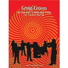 Alfred Suzuki Group Lessons for Violin and Viola Book