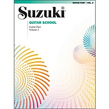 Suzuki Suzuki Guitar School Guitar Part Volume 2
