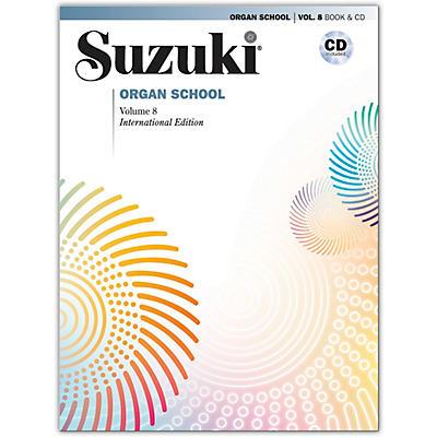 Suzuki Suzuki Organ School, Vol. 8 Volume 88