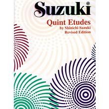 Alfred Suzuki Quint Etudes Revised