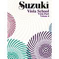 Alfred Suzuki Viola School Volume 4 (Book) thumbnail