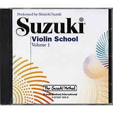 Alfred Suzuki Violin School CD, Volume 1 (Cerone)