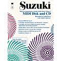 Alfred Suzuki Violin School MIDI Disk Acc./CD-ROM, Volume 1 thumbnail