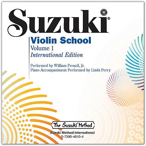 Suzuki Suzuki Violin School, Volume 1 Perf./Acc. CD
