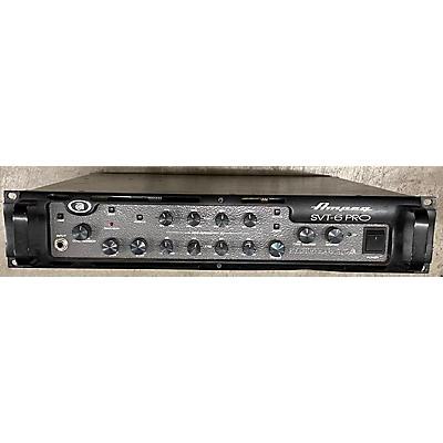 Ampeg Svt6 PRO Bass Amp Head