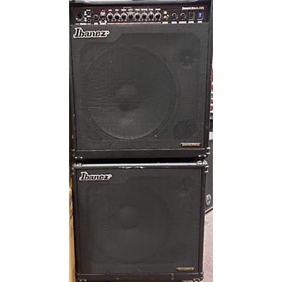 Ibanez Sw110/sw115 Bass Combo Amp