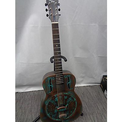 Recording King Swamp Dog RM997 Resonator Guitar