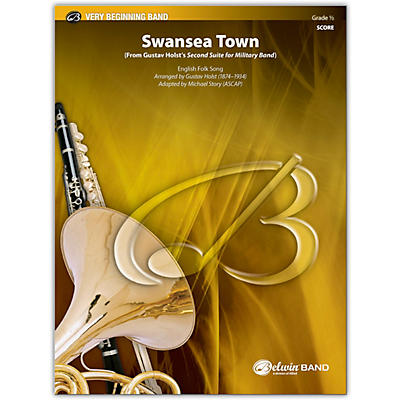 BELWIN Swansea Town Conductor Score 0.5 (Very Easy)