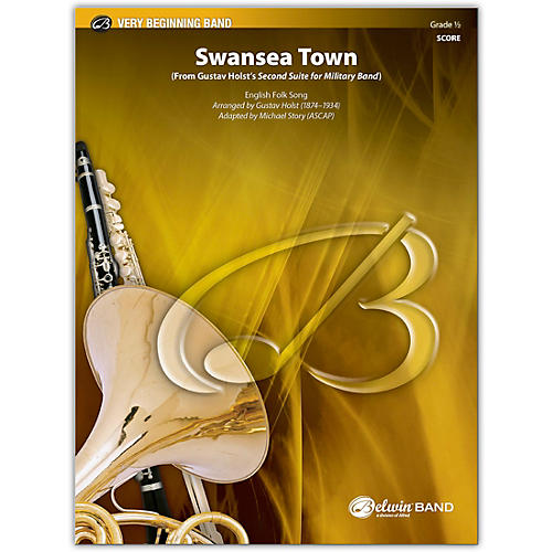 BELWIN Swansea Town Conductor Score 0.5 (Very Easy)