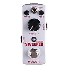 Open BoxMooer Sweeper Dynamic Envelope Filter Bass Effects Pedal