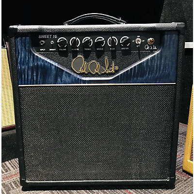 PRS Sweet 16 1x12 Tube Stealth Tube Guitar Combo Amp