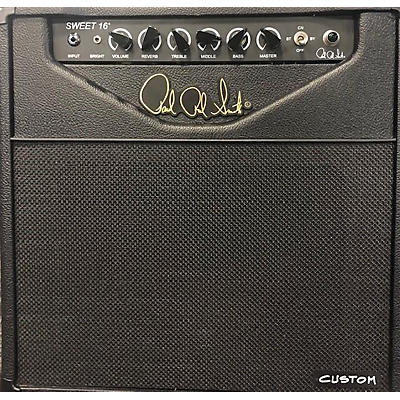 PRS Sweet 16+ 1x12 Tube Stealth Tube Guitar Combo Amp