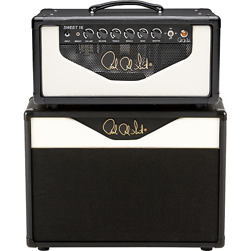 PRS Sweet 16 Series Head and 112 Tuxedo 1x12 Half Stack