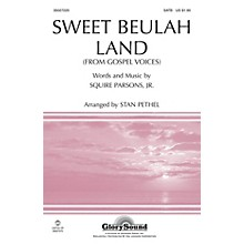 Shawnee Press Sweet Beulah Land (from Gospel Voices) SATB arranged by Stan Pethel