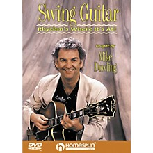 Homespun Swing Guitar - Rhythm's Where It's At (DVD)