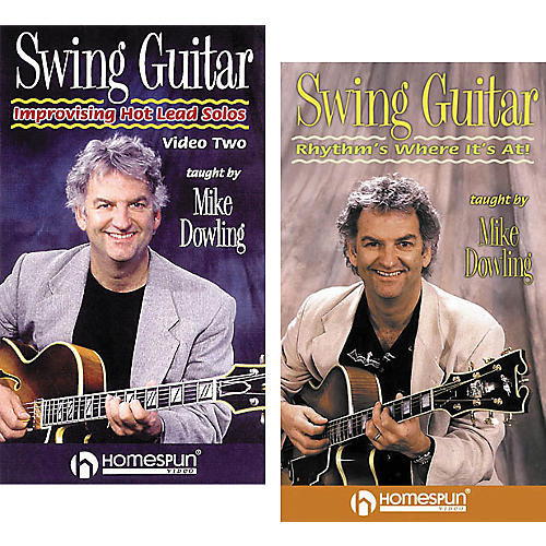 Homespun Swing Guitar (VHS)
