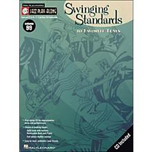 Hal Leonard Swinging Standards Jazz Play-Along Volume 99 Book/CD