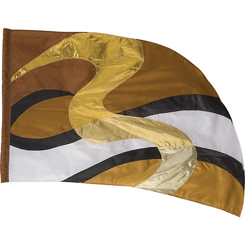 Director's Showcase Swirl Flags