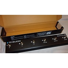TC Helicon Switch-6 Sound Package