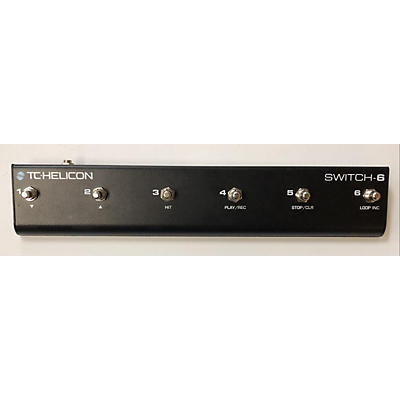 TC Helicon Switch 6