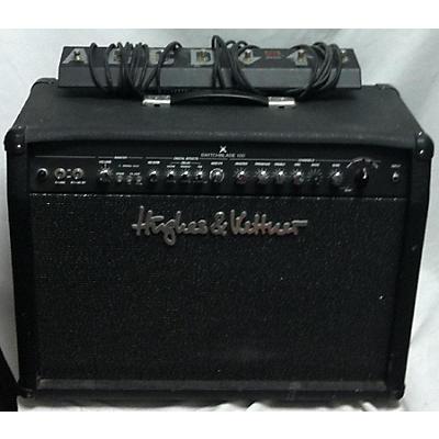 Hughes & Kettner Switchblade 100C 2x12 100W Guitar Combo Amp