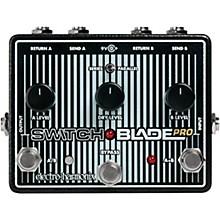 Open BoxElectro-Harmonix Switchblade Pro Switching Pedal