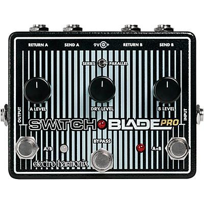 Electro-Harmonix Switchblade Pro Switching Pedal