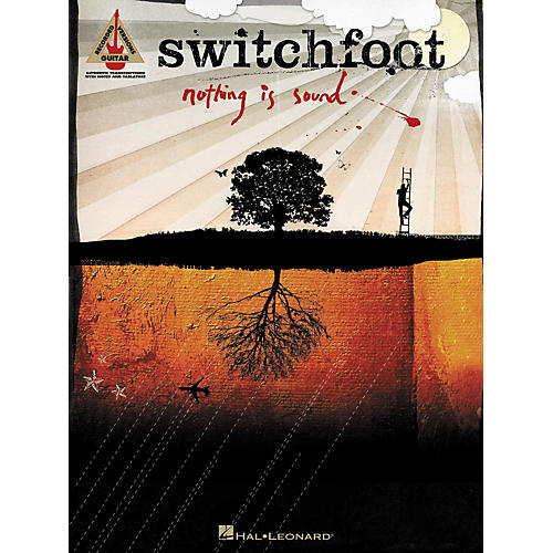 Hal Leonard Switchfoot Nothing Sound Guitar Tab Songbook