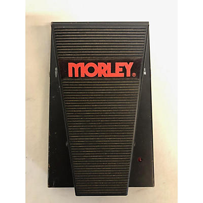 Morley Switchless Wah Effect Pedal