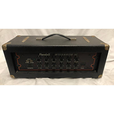 Randall Switchmaster Solid State Guitar Amp Head